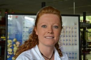 Sandra Riordan PhD Chemistry Academy